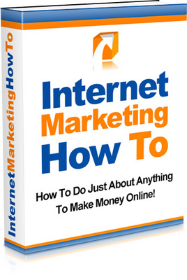 Product picture Internet Marketing - How to, online marketing strategies
